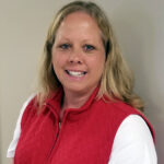 A photo of Tracy Johnson, part time teller at USB Trenton branch.