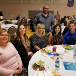 USB Employees at the Hopkinsville Family YMCA annual meeting